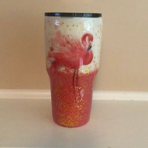 Glitter tumbler. Hot or cold